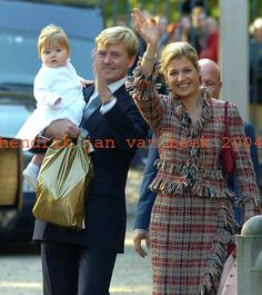 Princess Catharina-Amalia, News and Pictures 1 (December 2003 - January 2005) - Page 14 - The Royal Forums