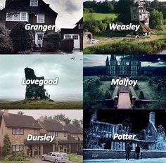 Potter's home is hogwarts now