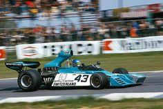 Gerard Larrousse, Scuderia Finotti, Brabham, GP Belgium at Nivelles His only race F1 Racing, Racing Team, Road Racing, Ford, Sport Cars, Race Cars, Motor Sport, Belgian Grand Prix, Gilles Villeneuve