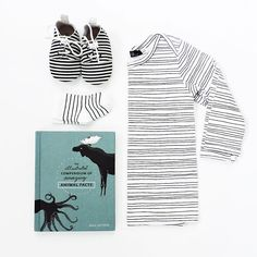 Anyone else as obsessed with stripes as I am?  I just can't get enough! Just a few of these tees left on the site and they're on SALE - shop link in the bio or www.littleadi.com