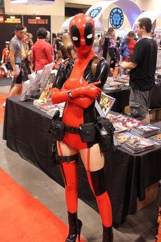 Lady Deadpool.