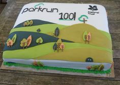 Yes please. I'll be running my 100th parkrun in 2016.