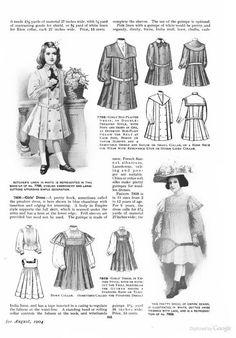 3331c4d32 Edwardian Clothing, Historical Clothing, Box Pleated Dress, 1900s Fashion,  Fashion Plates,