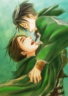 A whole bible dedicated to my religion Ereri. Pictures, Gifs, Ereri, … #fanfiction Fanfiction #amreading #books #wattpad