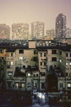 Shanghai by (arndalarm)