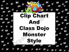 Clip Chart and Class Dojo from Frogtastic Friends on TeachersNotebook.com (33 pages)  - This behavior chart is modeled on the clip chart behavior management system by Rick Morris. I combine the clip chart with the Class Dojo points system. Combining the two has helped my class grow even more because points are awarded or subtracted based on