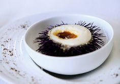 Plat Flocons de Sel restaurant gastronomique 3 étoiles Emmanuel Renaut