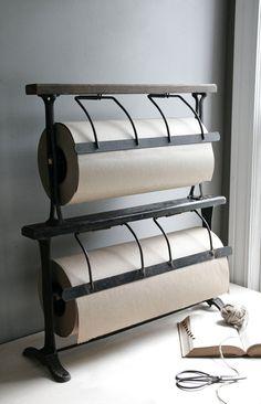 Papierrolhouders in de winkels http://patriciaalberca.blogspot.com.es/