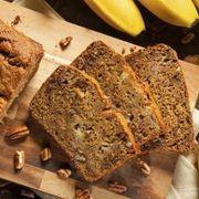 How to freeze banana bread