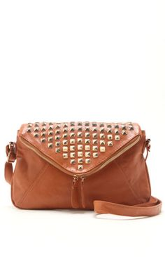 With Love From CA Top Stud Crossbody Bag at PacSun.com