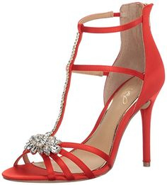 2698efad05e Jewel Badgley Mischka Women s Hazel Dress Sandal