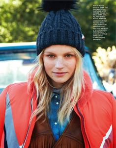Grand Air Elle France Nadine Leopold by Matt Jones