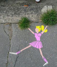 Rah! street art