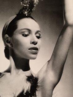 maria tallchief NYC 1949