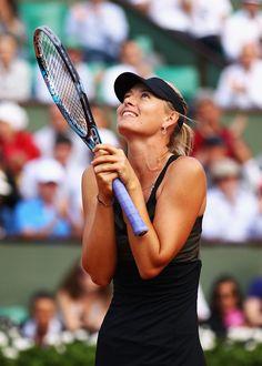 June 7, winnning at French Open semi. Maria Shrapova. Returning to the No.1 in ranking.