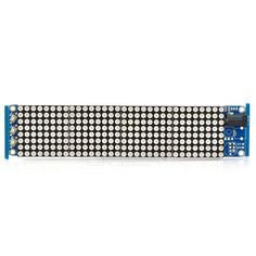 JY-MCU 3208 Lattice Clock HT1632C Driver with MCU & Support Secondary Development. Plastic material - Red LED - Comes with installation screws pack. Tags: #Electrical #Tools #Arduino #SCM #Supplies #Boards #Shields