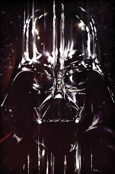 Darth Vader #16 - Cover by Kaare Andrews