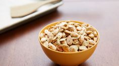 Our no-fail method for roasting pumpkin seeds, plus five super-simple seasonings you have to try.