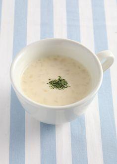 コーンスープ のレシピ・作り方 │ABCクッキングスタジオのレシピ | 料理教室・スクールならABCクッキングスタジオ
