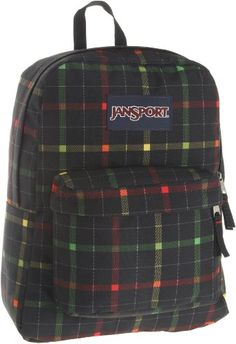 #BackPacks - Boasting a sturdy 600-denier polyester construction and a stylish exterior, the JanSport SuperBreak backpack easily and comfortably carries your gear for years to come. More than 130 styles available [Buy New: $20.00 - $154.89]