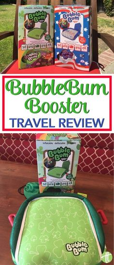 BubbleBum Booster Re