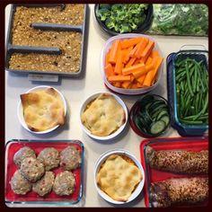 Sunday Food Prep Inspiration 101