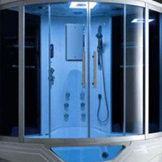 Steam Shower / Transporter.
