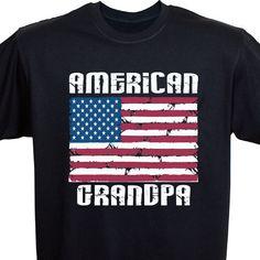 Personalized American Flag T-shirt | Custom American Pride Shirt