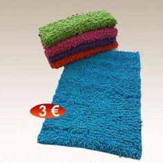 Χαλάκια μπάνιου 40Χ60 εκ. σε διάφορα χρώματα Accessories