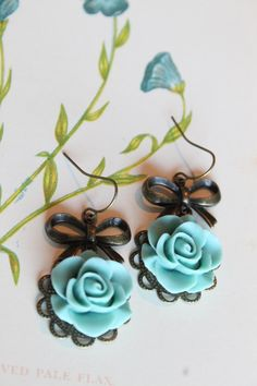 awesome Dangle earrings