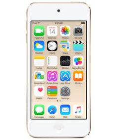 Apple iPod Touch 6th Generation 16GB - Gold.