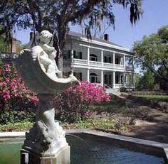ROSEDOWN PLANTATION -St Francisville, Louisiana    Built by Daniel and Martha Turnbull , 1835