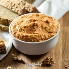 Yummy Mummy, Appetisers, Hummus, Appetizer Recipes, Sugar Free, Healthy Snacks, Peanut Butter, Vegan Recipes, Food And Drink