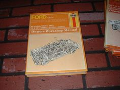 Haynes manual for ford #zephyr & #zodiac mk4. 1966 to #1972.,  View more on the LINK: http://www.zeppy.io/product/gb/2/381855104054/