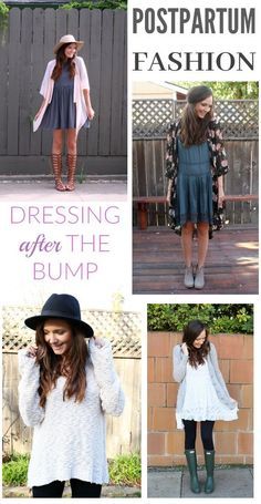 Postpartum style tips.   postpartum fashion   style after baby   after baby fashion tips    Katie Did What