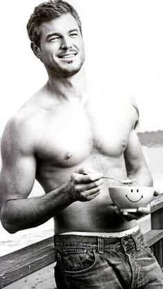 Eric Dane..McSteamy from Grey's Anatomy