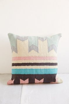 Plum & Bow Ankara Kilim Pillow