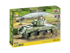 Stavebnica tanku M4A4 Sherman Firefly