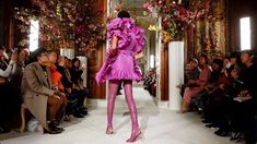 Valentino | Haute Couture Spring Summer 2019 Full Show | Exclusive High End Fashion, I Love Fashion, Daily Fashion, Fashion Show, Women's Fashion, Valentino Couture, Valentino Garavani, Fashion Week Paris, Spring Summer