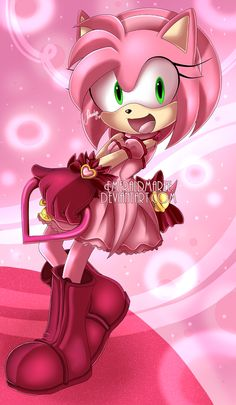 Mew+Mew+Amy+by+EmeraldMaree.deviantart.com+on+@deviantART