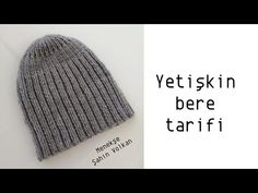 YETİŞKİNLER İÇİN ŞAPKA, BERE YAPIMI - YouTube Viking Tattoo Design, Viking Tattoos, Knitting Socks, Knitted Hats, Knitting Patterns, Crochet Patterns, Crochet Coat, Fitness Tattoos, Sunflower Tattoo Design