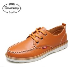2016 New Business Men's Trend Of Men's Shoes Casual Shoes Leather Shoes Breathable For Male alishoppbrasil