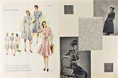 Echo der Mode Nr.110 04.1940 in Bücher, Zeitschriften, Lifestyle & Mode | eBay