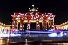 Festival of Lights in Berlin - Kaschula