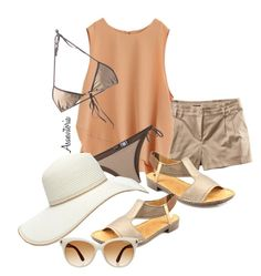 Sin título #1812 by asunvitoria on Polyvore featuring polyvore, fashion, style, H&M, Fendi, Naturalizer, Forever 21, Tom Ford and clothing