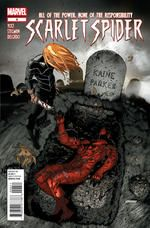 PREVIEW: SCARLET SPIDER #6