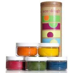 Eco Kids Natural Plant Dye Dough #art #crafts #kids