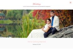 From personal blogs to wedding sites, this week's crop of new themes has something for everyone.
