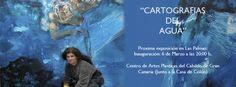 Exposiciones - 06/03 a 12/04: 'Cartografías del Agua' de Rufina Santana en el Centro de Artes Plásticas