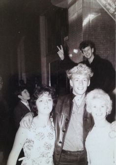 Ringo Starr. Doing the peace sign since way back when……